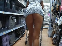 Public Upskirt Flashing